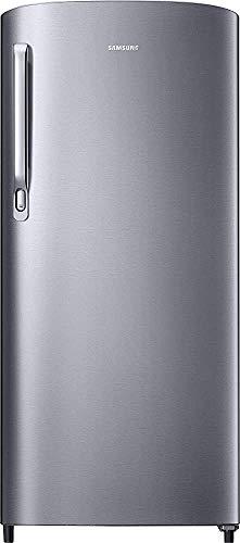 Renewed  Samsung 192 L 2 Star Direct Cool Single Door Refrigerator  Elective Silver