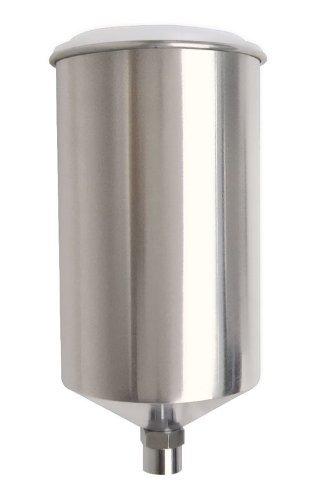 Titan 19906 - 1000ML Aluminum Gravity Feed Paint Cup w/ Lid