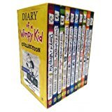 Book cover from Diary of a Wimpy Kid Box Set Collection (10 Books)by Jeff Kinney