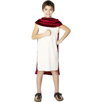 Amazon.com: Disfraz de romano, hombre, niño – tamaño mediano ...