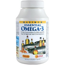 Andrew Lessman Healthy - Maximum Essential Omega-3 - Unflavored