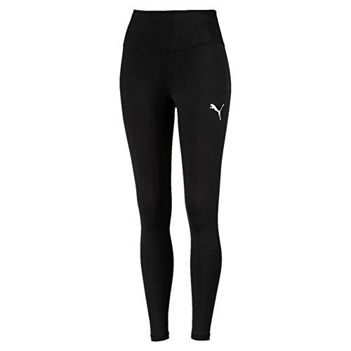 Active sportivi Puma donna neri Pantaloni xvn1R