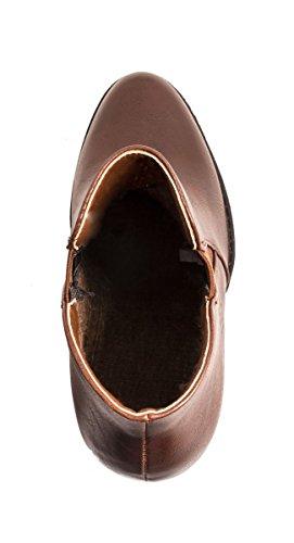 Elara - botas clásicas Mujer marrón