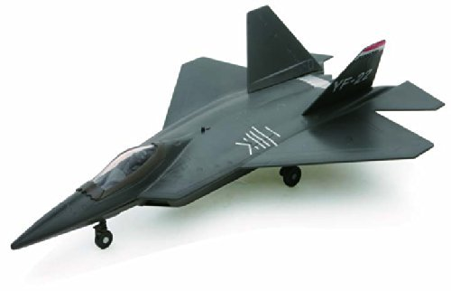 F-22 Raptor Jet Model 1:72 Scale (Assembly Required) (F 22 Raptor Toy)