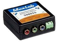 Muxlab - 500055 - Product - Component Video/ir Pass Thru F by Muxlab