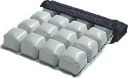 Alimed Seat Cushion ROHO Mosaic 16 X 16 X 3 Inch Air Cells - 1 Each