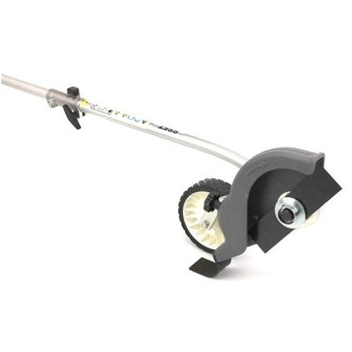Straight Shaft Edger Attachment with Blade Guard ()