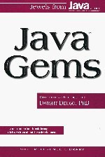 Java Gems: Jewels from Java Report (SIGS Reference Library) by Brand: SIGS