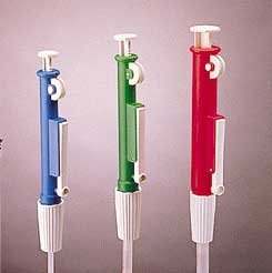 - VWR Fast-Release Pipette Pump II Pipetting Devices - Model 53502-255 - Each (25 ML)