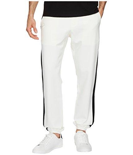 Track Jogger Pants White 36W x 30L ()