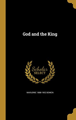 book cover of God and the King