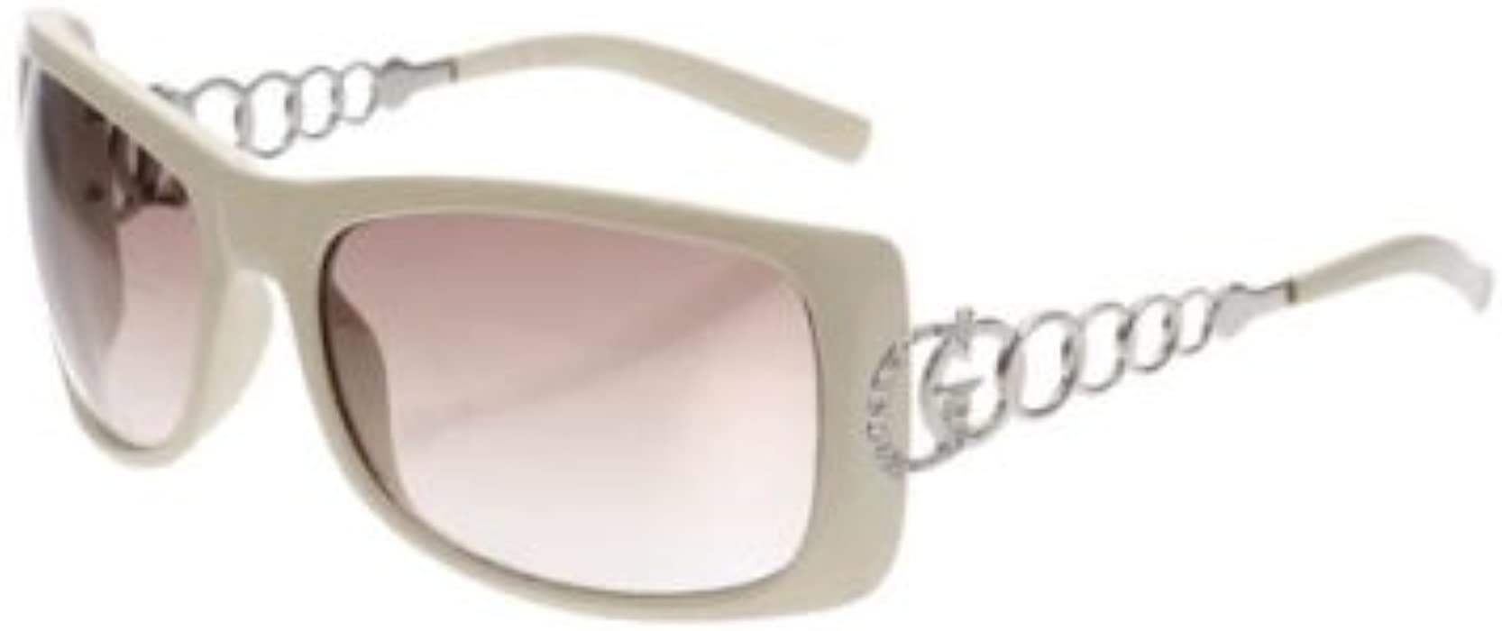 GUESS GU6332 TO-34 Women's Sunglasses, Tortoise, Made in