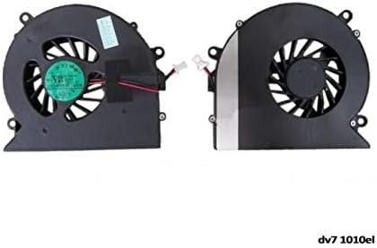 Portatilmovil Ventilador para PORTÁTIL HP Pavilion DV7-1010EL DV7 ...