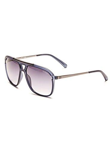 GUESS Factory Men's Oversized Navigator - Navigator Sunglasses