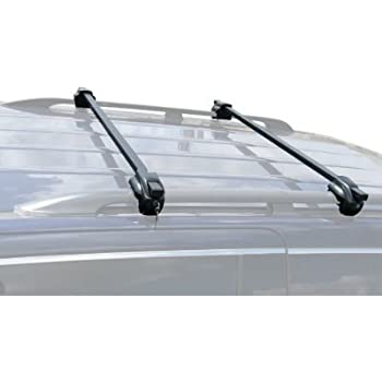 Amazon Com Roof Rack Locking Cross Bars Suzuki Xl7 Grand