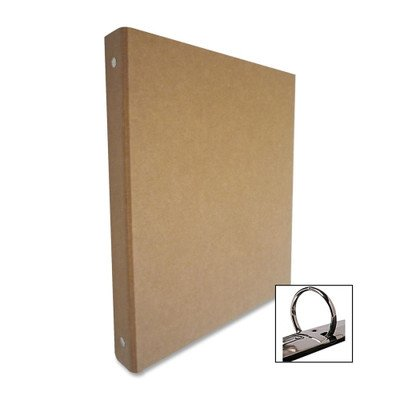 3-Ring Binder, Recycled, 0.5