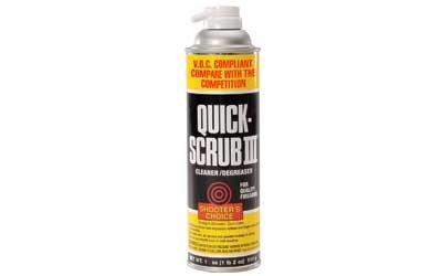 Shooter's Choice Quick Scrub III Aerosol Can, 15oz