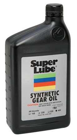 Synthetic Gear Oil, ISO 220, 1 Qt.