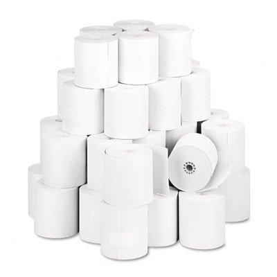 NCR Thermal Receipt Paper, 2.25 Inches x 165 Feet Roll