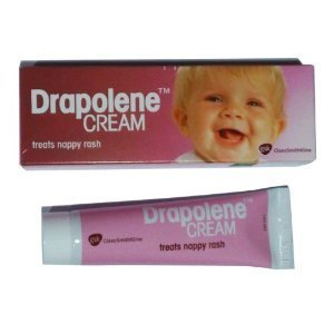 Drapolene Cream for the Treatment of Nappy Rash and Nappy (Pack of 2)