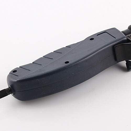 Alician ストリッパープライヤー自動カッターケーブルはさみワイヤーストリッパーツール調整可能な精度 家庭用ツール