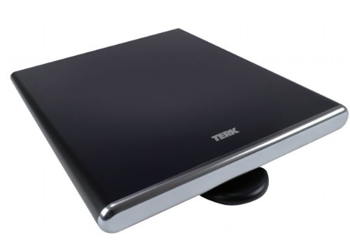 TERK Omni-Directional, Amplified Digital Flat Indoor HDTV Antenna