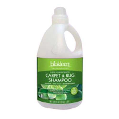 Biokleen Carpet & Rug Shampoo Concentrate, 64 oz-2 pk