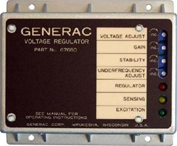 Guardian Generator Voltage Regulator - Alternator Suitable (0676800SRV) ()