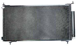 TYC 3112 Honda Parallel Flow Replacement Condenser