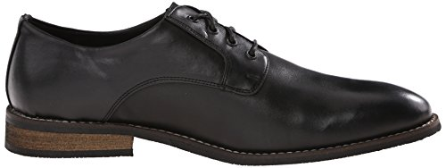 Nunn Bush Mens Howell Plain-toe Oxford Nero