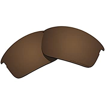 2719b204b8 Polarized Replacement Lenses for Oakley Bottle Rocket Sunglasses - 6  Options Available (Brown)