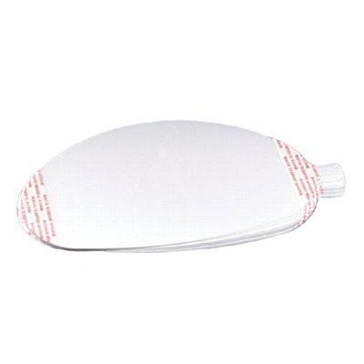 Lens Cover - Accessory for 7800 Series Full Facepiece Respirators, 3M - Model 7899-25 - Pack of 25