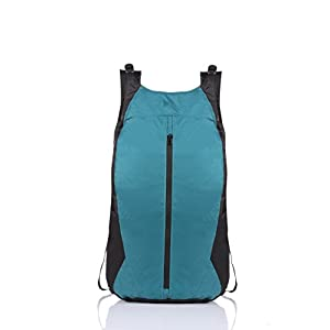 Outlander 100% Waterproof Packable Lightweight Travel Backpack Daypack-Green