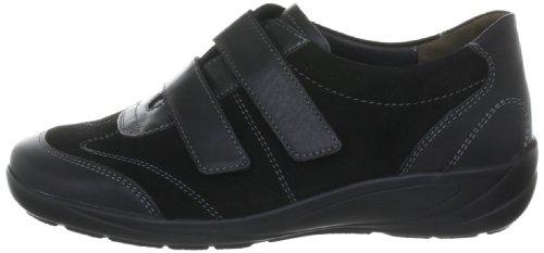 Black Loafers 001 Black B6015 Women Semler birgit Leder anders RaC6Bxq