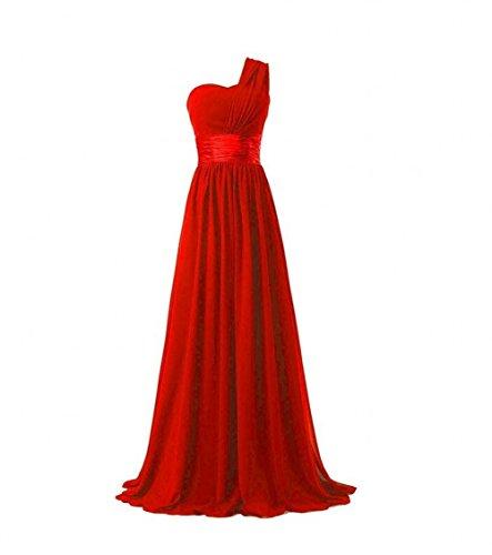 Rosso Abito KA ragazza Beauty rosso P0nqwH7q