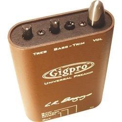 Lr Baggs Gig Pro Belt Clip Universal Pre Amp for Violin Guitar Mandolin by Gig Pro