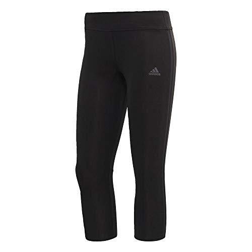 4 negro 3 Medias Response Adidas capri negro wgaWwCPqt