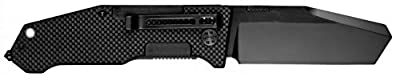 "Mantis Knives MT7-2AS ""Folding Pry 2"" High Tech Folding Blades Knife, Black"