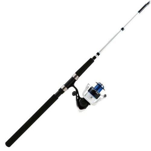 Okuma TXP-1002-80 Tundra Pro Spinning Combo, 80, 10' Length 2pc, 20-40 lb Line Rate, Medium/Heavy Power, - Spinning Reel Pro All