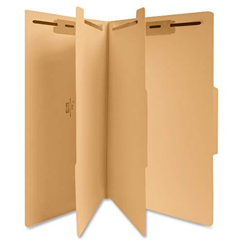 Sparco Six Part Folder, Two 1-Inch Capacity Fastener, Legal, 25 per Box, MLA (SPR95008)