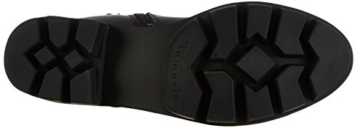 Tamaris 25280 - Botas de material sintético para mujer negro negro 36 EU (3.5 Damen UK) negro - negro