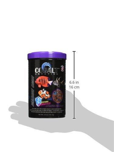 Pictures of Cobalt Aquatics Marine Omni Flake 5 oz 25001N 2