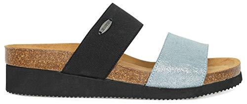 Giesswein pastellblau Viverone 501 Donna Pantofole XzOnxwrqgz
