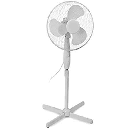 Excellent Electronics - Ventilador de pie (40,6 cm, 3 velocidades ...