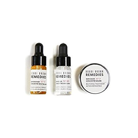 - Bobbi Brown Recovery Rescue Kit/Set Reviver,Relief,Salve