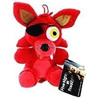 "Five Nights at Freddy's Foxy Plush, 10"""