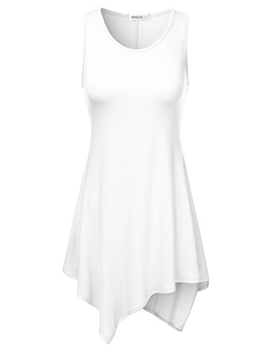 NINEXIS Flowy Shift Tunic Colors product image