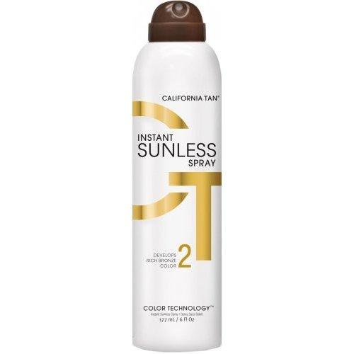 Californie Tan autobronzant instantané Spray - Sombre Spray Bronzage