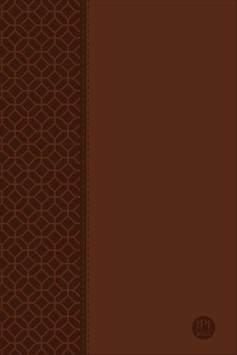 The Passion Translation New Testament (Large Print) Brown: With Psalms, Proverbs and Song of Songs