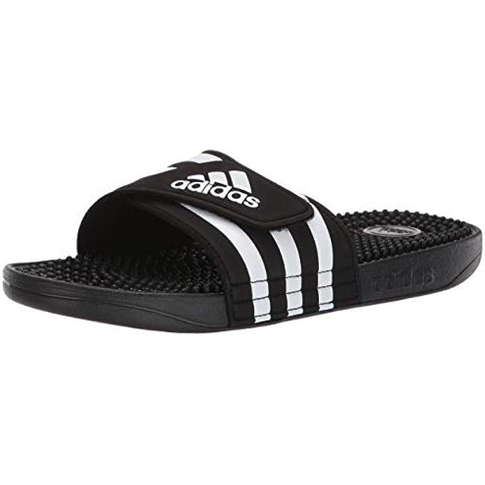 adidas Women's Adissage W Slide Sandal